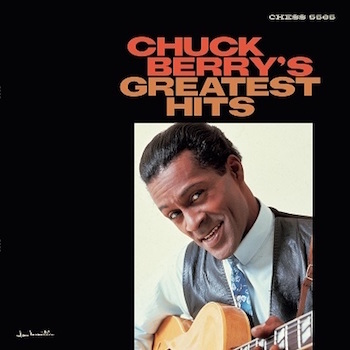 Berry ,Chuck - Chuck Berry's Greatest Hits ( color rsd )