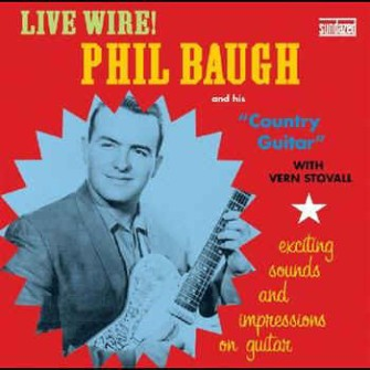 Baugh ,Phil - Live Wire