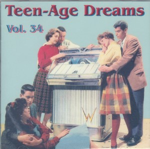 V.A. - Teenage Dreams Vol 34