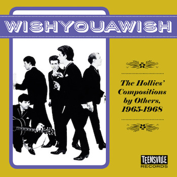 V.A. - WishYouAWish : The Hollies 'Compositions By Others '65-68