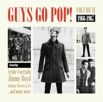 V.A. - Guys Go Pop Vol 2 : 1966-1967