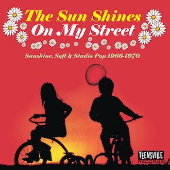 V.A. - The Sun Shines On My Street ( ltd cd)