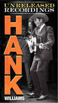 Williams ,Hank - The Unreleased Recordings (long box)