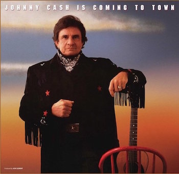 Cash ,Johnny - Johnny Cash Is Coming To Town ( Ltd Lp )