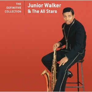 Walker ,Junior & All Stars - Definitive Collection