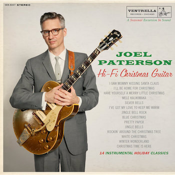 Paterson, Joel - Hifi Christmas Guitar ( Ltd Lp)