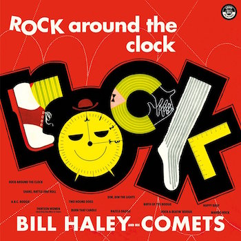 Haley ,Bill - Rock Around The Clock + bonus tr ( ltd 180gr lp )