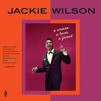 Wilson ,Jackie - A Woman ,A Lover ,A Friend ( ltd 180r lp )