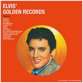 Presley ,Elvis - Elvis' Golden Records Vol 1 ( ltd 180gr vinyl)