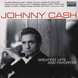 Cash ,Johnny - Greatest Hits And Favorites (2 lp's)