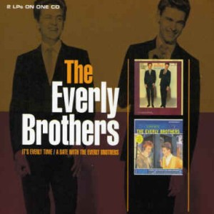 Everly Brothers ,The - 2on1 It's everly Time/A Date With The E..