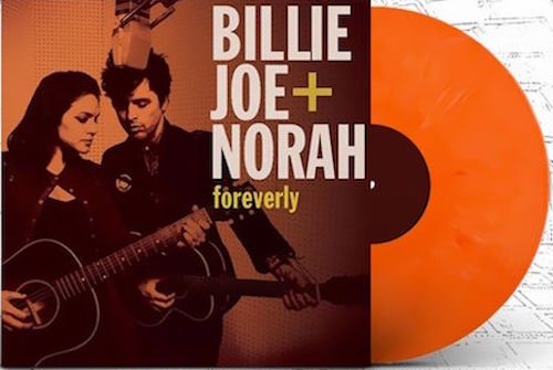 Billie Joe And Norah - Foreverly ( Ltd Color Lp )