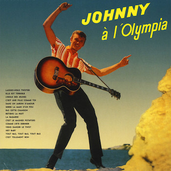 Hallyday ,Johnny - Johnny A L'Olympia ( Ltd Lp )