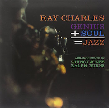 Charles ,Ray - Genius + Soul = Jazz ( 180gr lp )