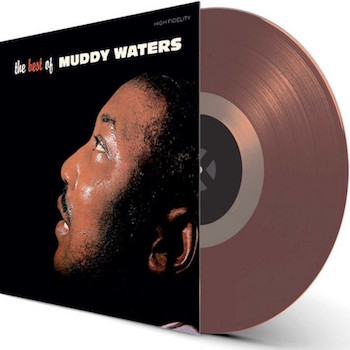 Waters ,Muddy - Best Of ...( Ltd Color Lp)