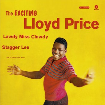 Price ,Lloyd - The Exciting ( ltd 180gr )