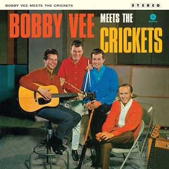 Vee ,Bobby - Meet The Crickets ( 180gr lp )
