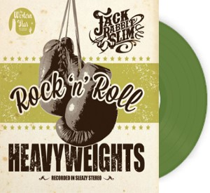 Jack Rabbit Slim - Rock 'n' Roll Heavyweights