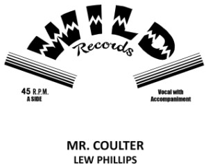 Lew Phillips - Mr Coulter + 1