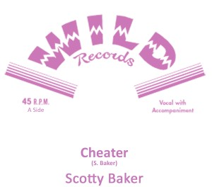Baker ,Scotty - Cheater + 1