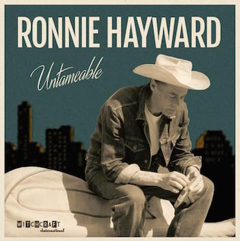 Hayward ,Ronnie - Untameable / Ronnie Blues # 20 ( ltd 45's )
