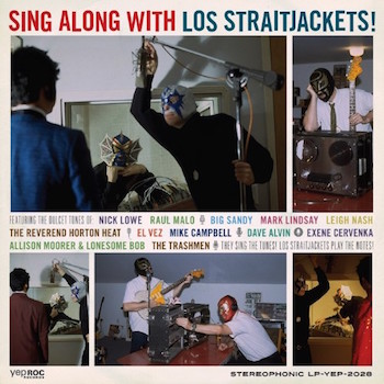 Los Strait Jackets - Sing Along With ...