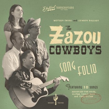 ZaZou Cowboys ,The - Song Folio ( ltd lp )