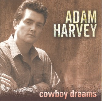 Harvey ,Adam - Cowboy Dreams
