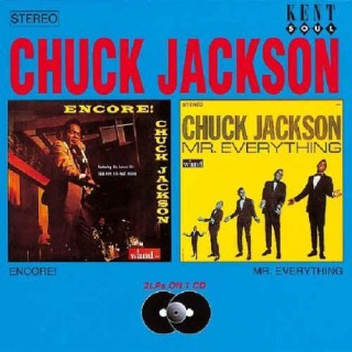 Jackson ,Chuck - 2on1 Encore / Mr Everything
