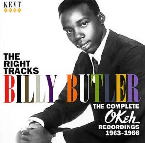Butler ,Billy - Right Track:Complete Ok Recordings