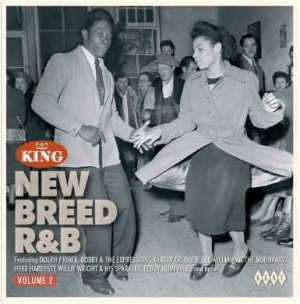 V.A. - King ,New Breed R&B Vol 2