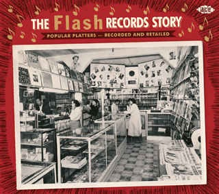V.A. - The Flash Records Story : 2 cd's