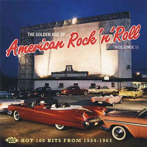V.A. - Golden Age Of American Rock'n'Roll Vol 11