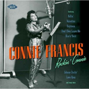 Francis ,Connie - Rockin' Connie