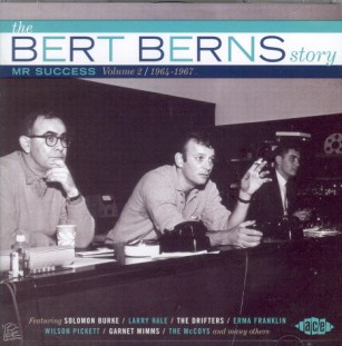 V.A. - Bert Berns Story Vol2 : Mr Success 1964-1967