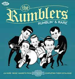 Rumblers ,The - Rumblin' & Rare