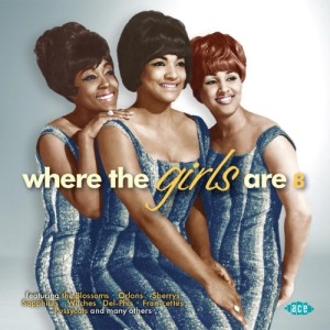 V.A. - Where The Girls Are Vol 8
