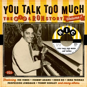 V.A. - You Talk Too Much : The Ric & Ron Story Vol 1