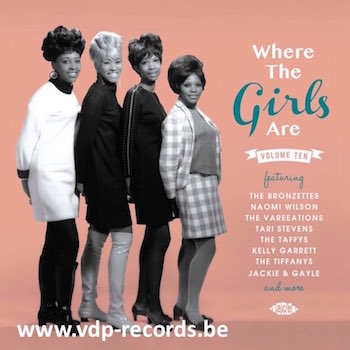 V.A. - Where The Girls Are Vol 10
