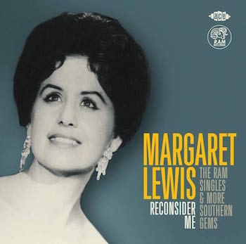 Lewis ,Margaret - Reconsider Me : The Ram Singles & More...