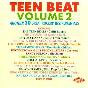 V.A. - Teen Beat : Vol 2