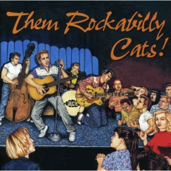 V.A. - Them Rockabilly Cats