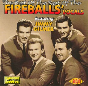 Fireballs ,The - The Best Of The Rest..Vocals