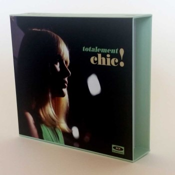 Totalement Chic ! French Girl Singers Of ...( slipcase )