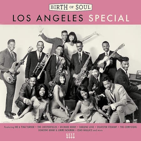 V.A. - Birth Of Soul : Los Angeles Special