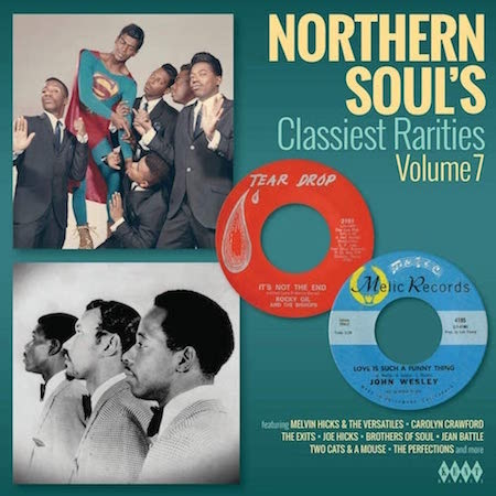 V.A. - Northern Soul's Classiest Rarities Vol 7