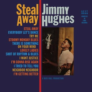 Hughes ,Jimmy - Steal Away ( 180gr Color Vinyl )