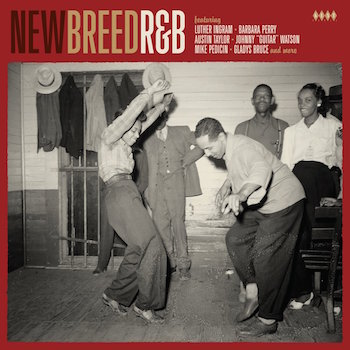 V.A. - New Breed R&B ( Ltd Lp )
