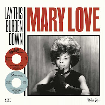 Mary Love - Lay This Burden Down ( Ltd Lp )