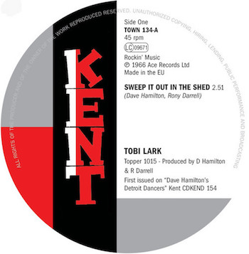 Lark ,Tobi - Sweep It Out In The.../ Dottie & Millie - Nothing..